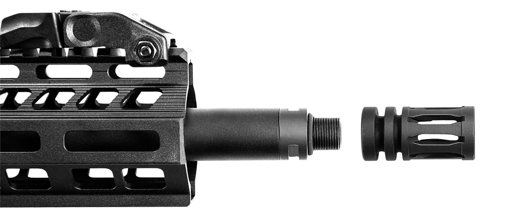 Threads Hammerli Tac R1 22 Threaded Barrel